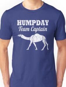 Vintage Hump Day Team Captain Unisex T-Shirt