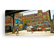 6)~Finale for 5 Pointz~~ Canvas Print