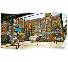 Finale for 5 Pointz~~ Poster