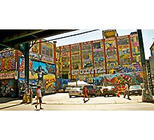 6)~Finale for 5 Pointz~~ Photographic Print