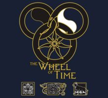 Wheel of Time - The Dragon, the Gambler, and the Wolf by LordVarys