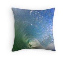 Coffs Reef Throw Pillow