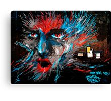 3) 5 Pointz Canvas Print