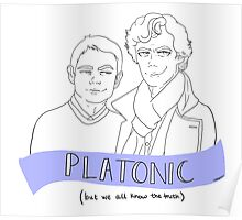 Just Platonic?  Poster