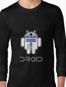 (An)Droid Long Sleeve T-Shirt