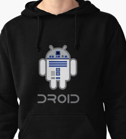 (An)Droid Pullover Hoodie