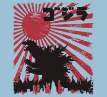 King  Kaiju - Godzilla Kids Clothes