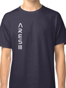 The Martian Ares III logo Classic T-Shirt