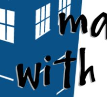 Not Matin' With Me Sticker