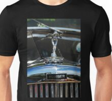 Silver Lady Unisex T-Shirt