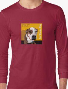Polly the Wonder Dog Long Sleeve T-Shirt