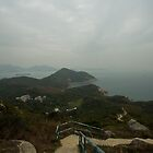 trekking route at  hong kong by vishwadeep  anshu