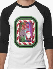 MERRY CHRISTMAS Men's Baseball ¾ T-Shirt