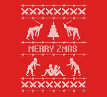 Zombie Christmas Sweater Unisex T-Shirt