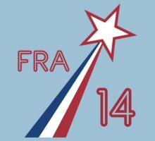 FRANCE STAR T-Shirt