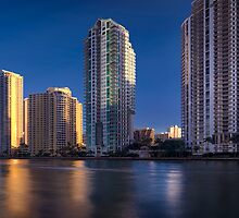 Brickell Key by DDMITR