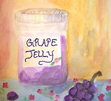 Grape Jelly by Kate Delancel Schultz