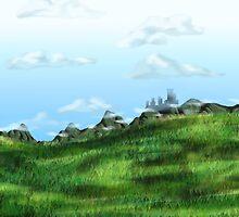 Cloud Meadow by thedustyphoenix