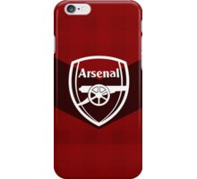 arsenal red londonisred iPhone Case/Skin