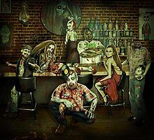 The Zombie Room by Cristie Guevara