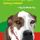Polly's xmas card by Matt Mawson