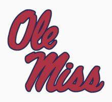 ole miss rebels by melburnmaniacs