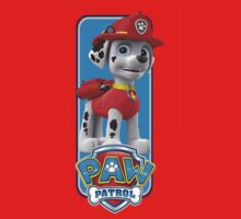 Paw Patrol Firefighter by lofton