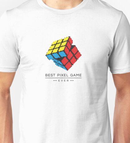 Best pixel game ever Unisex T-Shirt