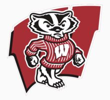 wisconsen badgers by melburnmaniacs