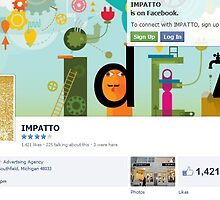 Impatto Facebook by AmeliaRichardo
