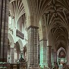 Cathedrals Two by Fred Mitchell