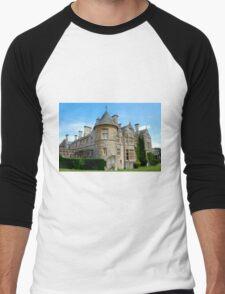 Beaulieu Palace House Men's Baseball ¾ T-Shirt