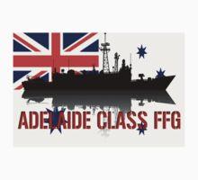 Adelaide Class FFG Kids Tee