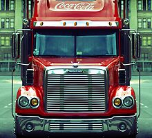 Coca Cola Truck by Kevin Nöst