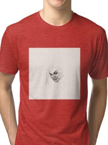 Night Nurse Tri-blend T-Shirt