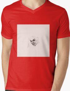 Night Nurse Mens V-Neck T-Shirt