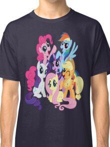 Mane Six Group Classic T-Shirt