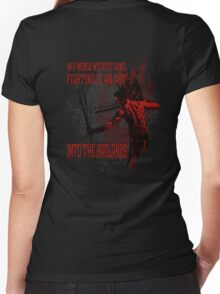 Into the badlands Classic T-Shirt Women's Fitted V-Neck T-Shirt