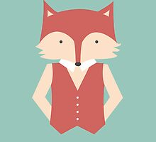 Mr. Foxy by IamPostergirl