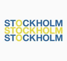 STOCKHOLM by eyesblau