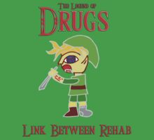 Legend of Drugs: Link Between Rehab by BaronVonRosco