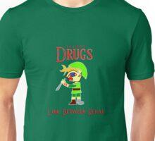 Legend of Drugs: Link Between Rehab Unisex T-Shirt