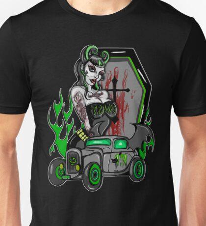 Homicide drive Unisex T-Shirt