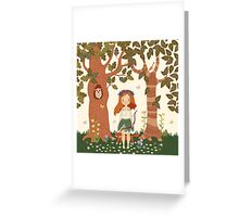 Sidhe Greeting Card