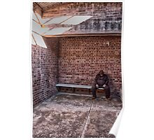Detention - Old Dubbo Gaol - The HDR Experience Poster