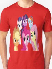 Mane Six Smiles T-Shirt