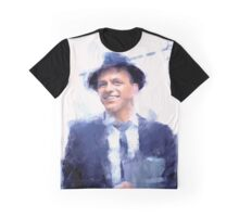 The Chairman of the Board #Sinatra100 Graphic T-Shirt