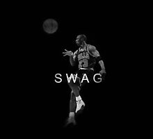 Michael Jordan SWAG by Tommy75