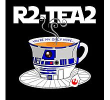 R2-TEA2 Photographic Print