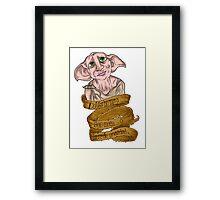 Dobby , Harry Potter Framed Print